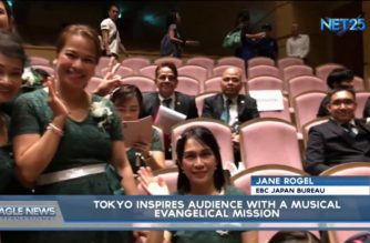 Musical evangelical mission inspires audience in Tokyo, Japan
