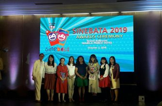 2 NET Kids' shows and 2 EBC Kids' entries, win at Sinebata awards 2019; to represent PHL in SE Asia videofest