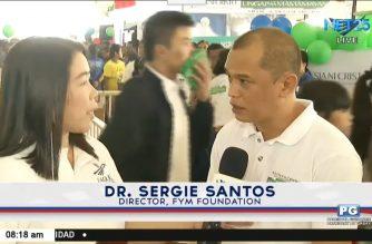 INC gives free medical and dental services during Lingap sa Mamamayan at the PHL Arena