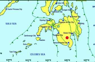JUST IN: 5.5-magnitude quake hits Sultan Kudarat