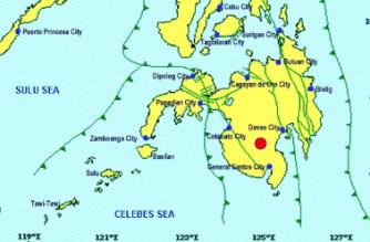 4.5-magnitude quake hits Cotabato
