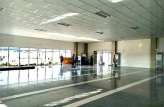 A glimpse inside Sangley airport in Cavite. /DOTr/