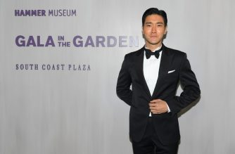 LOS ANGELES, CA - OCTOBER 14: Siwon Choi attends the Hammer Museum 16th Annual Gala in the Garden with generous support from South Coast Plaza at the Hammer Museum on October 14, 2018 in Los Angeles, California.   Emma McIntyre/Getty Images for Hammer Museum/AFP