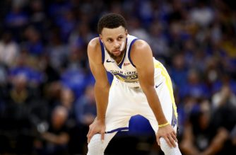 SAN FRANCISCO, CALIFORNIA - OCTOBER 24: Stephen Curry #30 of the Golden State Warriors stands on the court during their game against the LA Clippers at Chase Center on October 24, 2019 in San Francisco, California. NOTE TO USER: User expressly acknowledges and agrees that, by downloading and or using this photograph, User is consenting to the terms and conditions of the Getty Images License Agreement.   Ezra Shaw/Getty Images/AFP