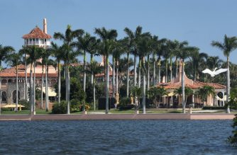 PALM BEACH, FLORIDA - NOVEMBER 01: President Donald Trump's Mar-a-Lago resort is seen on November 1, 2019 in Palm Beach, Florida. President Trump announced that he will be moving from New York and making Palm Beach, Florida his permanent residence.   Joe Raedle/Getty Images/AFP
