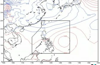 LPA, northeast monsoon to bring rains in parts of PHL