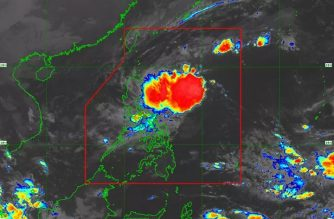 "Signal No. 2 still hoisted over Catanduanes due to TS ""Ramon""; six areas under Signal No. 1"