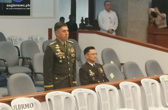 The Commission on Appointments has approved the appointment of General Noel Clement as AFP chief of staff. The CA also approved the promotion of PMA superintendent Allan Cusi./Meanne Corvera/Eagle News/