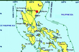 4.9-magnitude quake hits Quirino