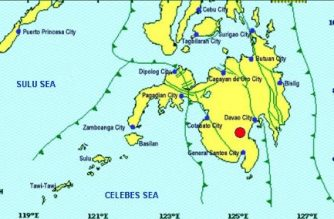 3.9-magnitude quake strikes Cotabato; Intensity II felt in Kidapawan City