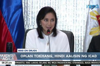"""Retooling"" of PHL's anti-illegal drugs campaign in the works after Robredo-PNP meeting"