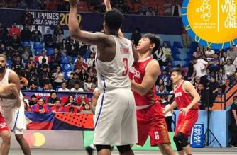 The PHL men's 3x3 basketball team took home the gold after defeating Indonesia on Monday, Dec. 2./SEA Games 2019/