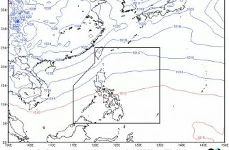 Thunderstorm advisory hoisted over parts of Mindanao