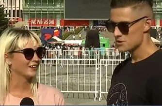 Matt and Molly of the Youtube channel, Dabble and Travel, said they are supporting the Philippine athletes at the 30th SEA Games. (Eagle News Service)