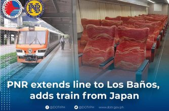 Gov't extends PNR line from Tutuban, Manila to Los Baños, Laguna
