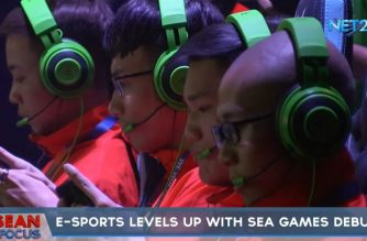 E-sports events debut at 30th SEA Games