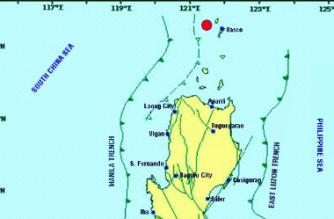 3.0-magnitude quake strikes off Batanes