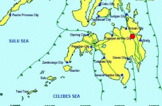 3.3-magnitude quake hits Surigao del Sur
