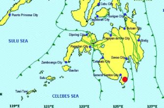 3.2-magnitude quake hits Sarangani