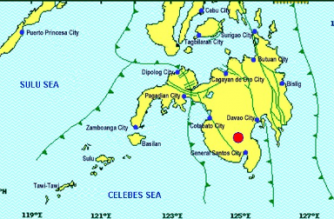 4.5-magnitude quake hits Sultan Kudarat
