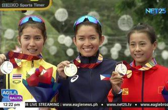 P600,000 matatanggap ng atletang Pinoy na mananalo ng gold medal sa 30th SEA Games –PSC Commissioner