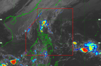 """Tisoy,"" now a tropical depression, exits PAR"