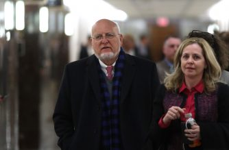 WASHINGTON, DC - JANUARY 24: Director of Centers for Disease Control and Prevention Robert Redfield arrives at an all-senator briefing of the novel coronavirus outbreak at Dirksen Senate Office Building January 24, 2020 on Capitol Hill in Washington, DC. CDC has confirmed a second U.S. case of coronavirus which was first detected in Wuhan, China, and has killed at least 26 people and triggered an expanded travel ban to neighboring cities.   Alex Wong/Getty Images/AFP