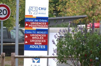 """Image of the University Hospital Center of Bordeaux where a patient with one of the """"confirmed"""" cases of coronavirus is being treated. Two cases of coronavirus have been confirmed in France, the first in Europe. The patient with the second """"confirmed"""" case is being treated in Paris. (FILE IMAGE of the University Hospital Center of Bordeaux/Courtesy AFP/ University Hospital Center of Bordeaux)"""