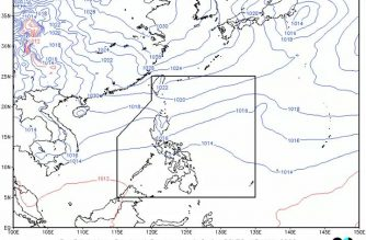 Batangas to have cloudy skies, isolated rains today due to Taal volcanic activity, northeast monsoon