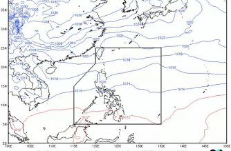 Cloudy skies, isolated rains expected in Batangas, Cavite today due to Taal volcanic activity, northeast monsoon