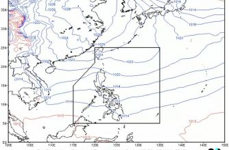 Cloudy skies, rains forecast in parts of PHL as easterlies affect eastern section of country