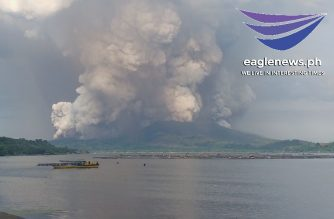Picture from San Nicolas, Batangas. /Vien Carlo Carbonell/Eagle News/