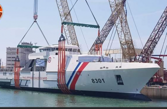 BRP Gabriela Silang to be used in repatriation efforts to secure OFWs in Middle East
