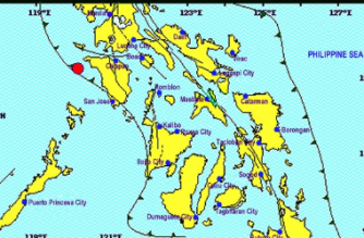 4.2-magnitude quake hits Occidental Mindoro