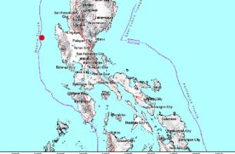 3.7-magnitude quake hits Pangasinan