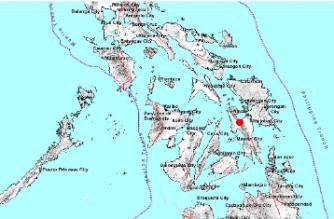 3.4-magnitude quake hits Leyte