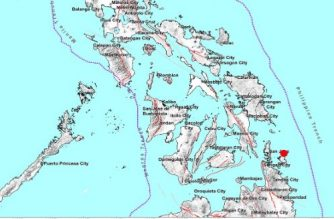 3.1-magnitude quake hits Surigao del Norte
