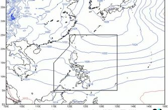 Northeast monsoon affects N. Luzon