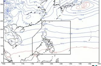 PAGASA: Northeast monsoon still affects extreme N. Luzon