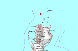 PHIVOLCS: 4.6-magnitude quake struck Batanes on Saturday
