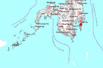 3.6-magnitude quake hits Davao Oriental