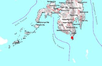 3.8-magnitude quake hits Sarangani