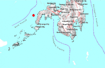 4.0-magnitude quake hits Zamboanga del Norte