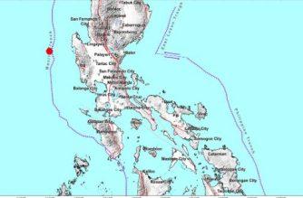 4.2-magnitude quake jolts Pangasinan