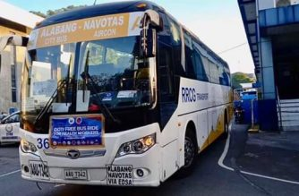 The DOTr has deployed additional buses for health workers and unveiled new routes./DOTr/