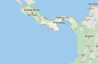 Panama records Central America's first coronavirus death