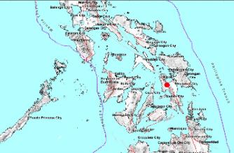 3.5-magnitude quake hits Leyte