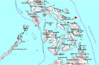 3.6-magnitude quake hits N. Samar