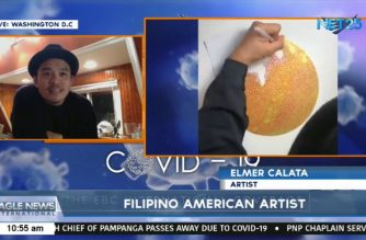WATCH: Filipino Artist Elmer Calata shares ideas on creating artwork