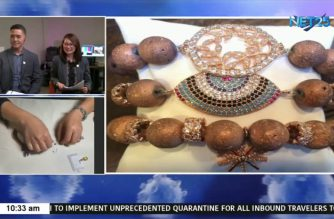 WATCH: How to make Jewelry from home